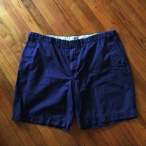 IZOD Saltwater Blue Shorts SIZE 48